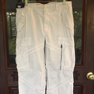 Vintage Polo Ralph Lauren cargo pants sz 35/30